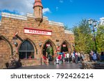 orlando  florida  november 30 ...   Shutterstock . vector #792426214