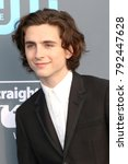 los angeles   jan 11   timothee ... | Shutterstock . vector #792447628
