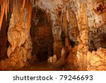 Formations Inside The Cueva De...