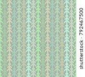 seamless pattern multicolored... | Shutterstock .eps vector #792467500
