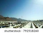 makkah  saudi arabia   dec 16 ... | Shutterstock . vector #792518260