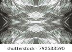 Gray Kaleidoscope Patterns....