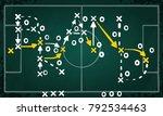 brand strategy concept vector... | Shutterstock .eps vector #792534463