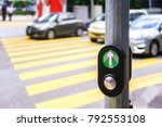 Pedestrian Crossing Call Butto...
