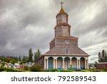 Historic Church Of Nercon ...