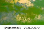 oil painting on wall canvas... | Shutterstock . vector #792600070