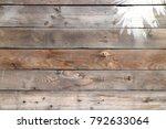 brown bark pallet texture  gray ...   Shutterstock . vector #792633064