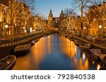 Christmas Time In Amsterdam...