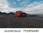 bonneville  utah  usa june 4 ... | Shutterstock . vector #792896680
