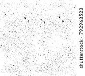 grunge background black and... | Shutterstock .eps vector #792963523