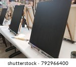 Paint Night Easels