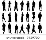 person | Shutterstock .eps vector #7929700
