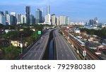kuala lumpur   circa january...   Shutterstock . vector #792980380