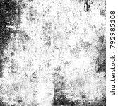 grunge black white. monochrome... | Shutterstock . vector #792985108