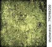 dark green grunge background | Shutterstock . vector #792986200