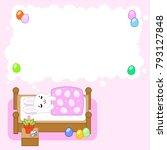 Little Easter Bunny Sleeping...