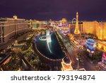 las vegas  nevada   july 25 ... | Shutterstock . vector #793194874