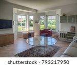 interior from a scandinavian... | Shutterstock . vector #793217950