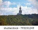 Buddha Statue Of Wat Roi Phra...