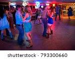 austin  texas   june 13  2014 ... | Shutterstock . vector #793300660