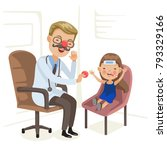 Doctor Examination And Little...