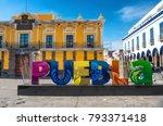 puebla  mexico   november 12 ... | Shutterstock . vector #793371418