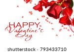 holiday background for... | Shutterstock . vector #793433710