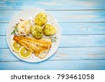 Fish Dish   Fried Fish Fillet...
