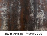 designed grunge texture and... | Shutterstock . vector #793493308