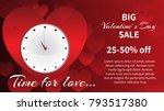 valentine s day sale background ...