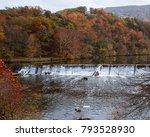 Burnshire Dam And Shenandoah...
