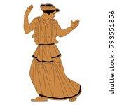 isolated vector illustration of ... | Shutterstock .eps vector #793551856