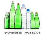 composition with different... | Shutterstock . vector #793556776