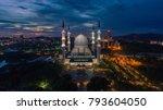shah alam  malaysia   9 january ...   Shutterstock . vector #793604050