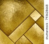 elegant gold background with... | Shutterstock . vector #793628668