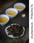 china all kinds of tea | Shutterstock . vector #793634176