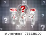 3d people   men  person with...   Shutterstock . vector #793638100