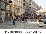 Vienna  Austria   July 21  2017 ...