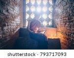 bagan  myanmar   december 21... | Shutterstock . vector #793717093