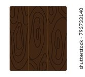 icon of parquet plank pattern.... | Shutterstock .eps vector #793733140