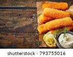 Tasty Crispy Deep Fried Fish...
