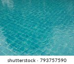 water waves ripples and... | Shutterstock . vector #793757590