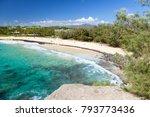 The Beautiful Shipwreck Beach...