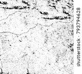 abstract grunge grey dark... | Shutterstock . vector #793794628
