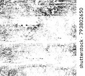 abstract grunge grey dark... | Shutterstock . vector #793802650