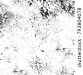 abstract grunge grey dark... | Shutterstock . vector #793804078