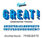 """""""great"""" vintage 3d rounded... 