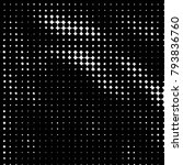 abstract grunge grid polka dot...   Shutterstock .eps vector #793836760