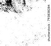 abstract grunge grey dark... | Shutterstock . vector #793838284