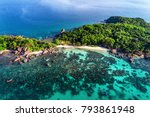 top view or aerial view of...   Shutterstock . vector #793861948